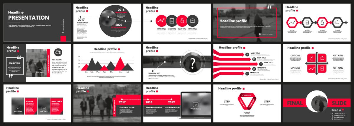 Brandall Agency Infographic Design